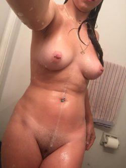 Shower Selfie