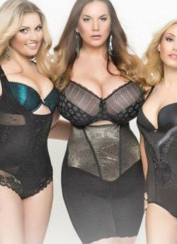 Some curvy ladies
