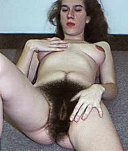 Super hairy pussy