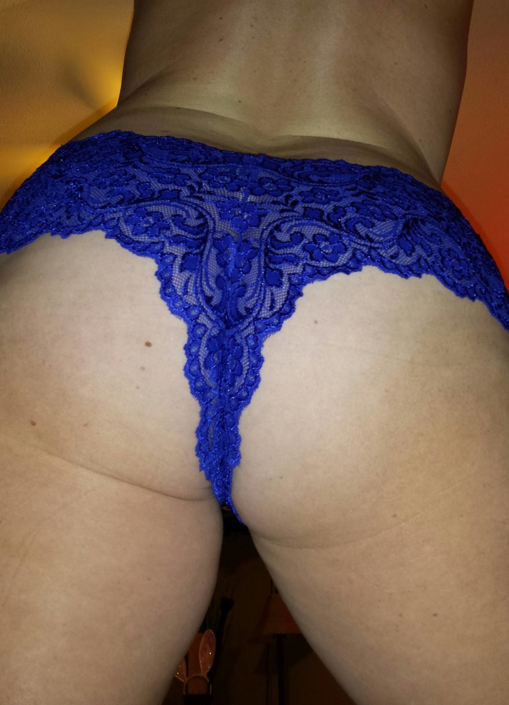 Tangled up in (f) blue