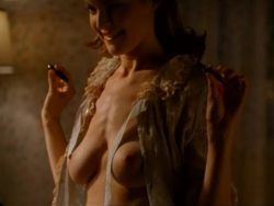Topless Marcia Cross in Female Perversions