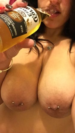 Time for some naked drinking with the housemates... ;)