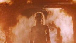Emilia Clarke's plot in Game of Thrones S6E04 [1080p]
