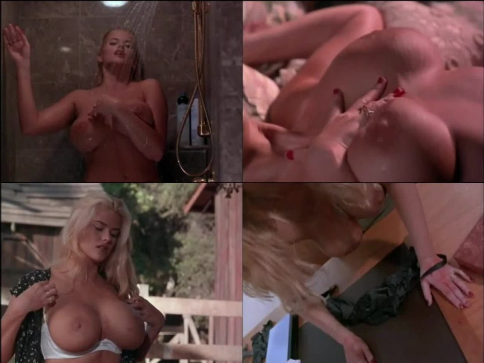 Anna nicole smith nipples