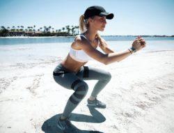 White sand squat
