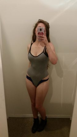 Who says stripes aren't [f]lattering?