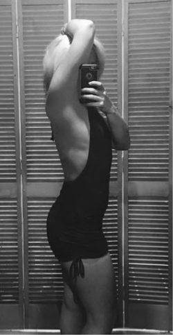 Wi[f]es new little black dress
