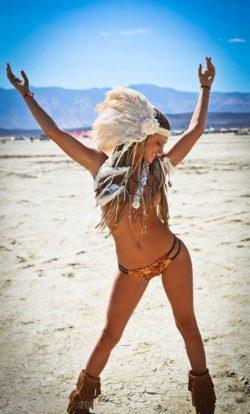 Apache queen
