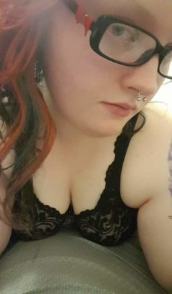 Bare (f)aced but still seductive :)