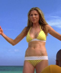Sarah Chalke bikini plot on Scrubs