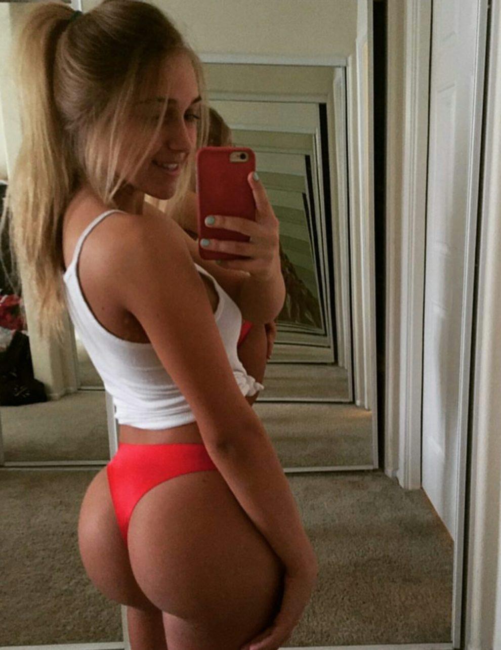 Big backside