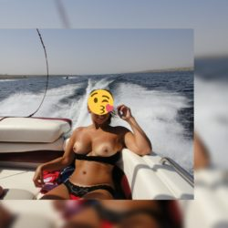Boating brings out beauties and boobies