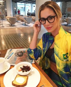 Brazil and breakfast