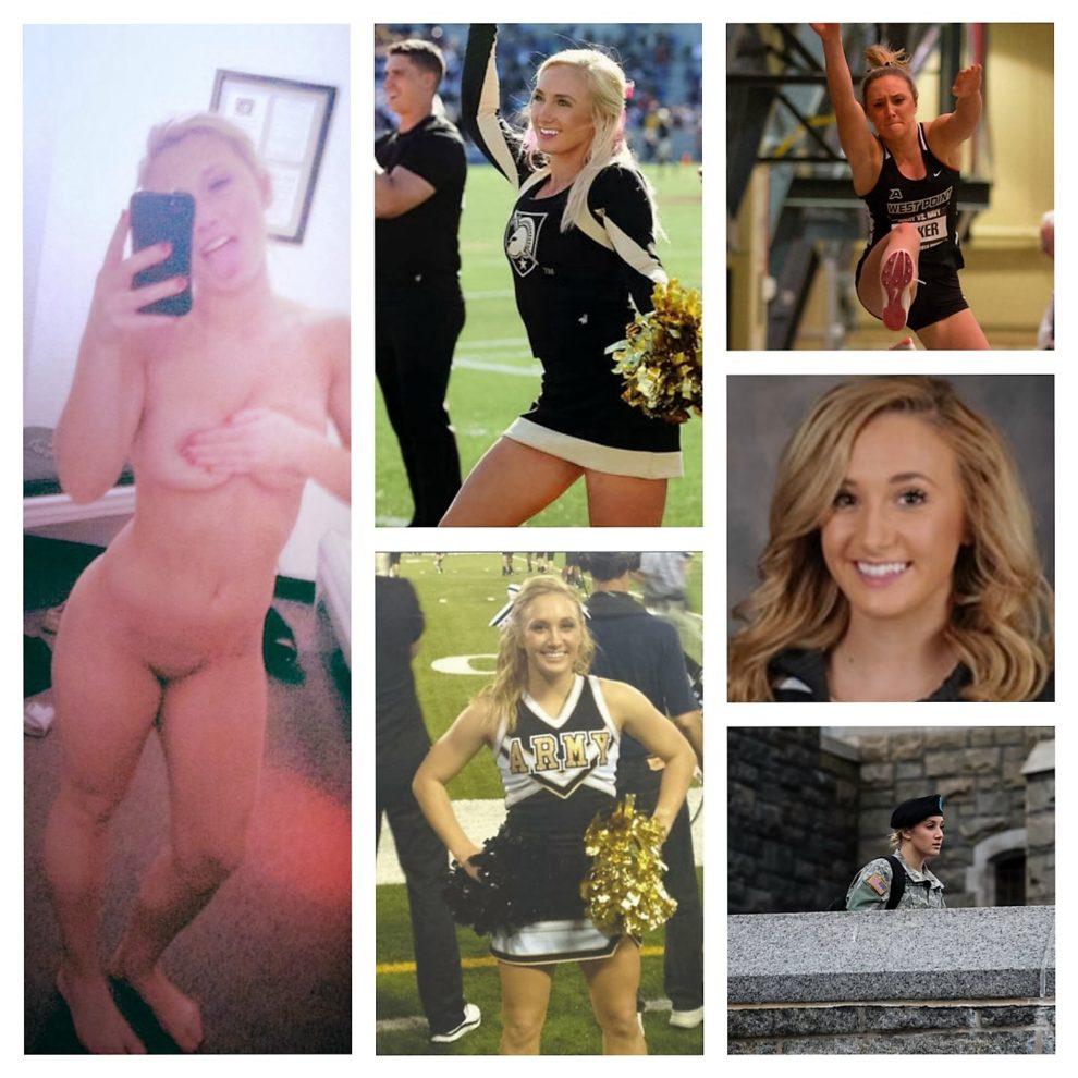 Cheerleader Selfie