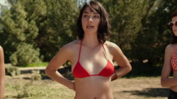 Courtney Palm's plot in Zombeavers