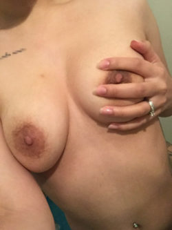 Don't tell my husband that I showed you this... [F]