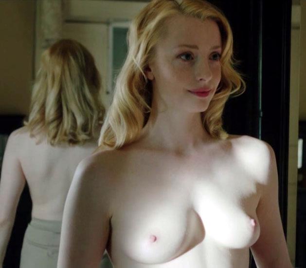 Fiona Glascott Nude