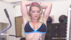 Cali Carter - Workout Slut