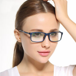 Gorgeous glasses model (more in comments)