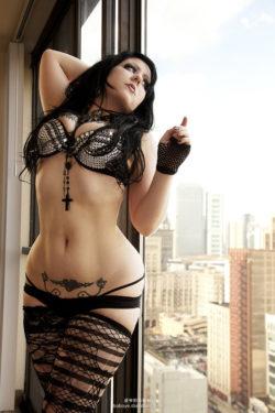 Goth curves