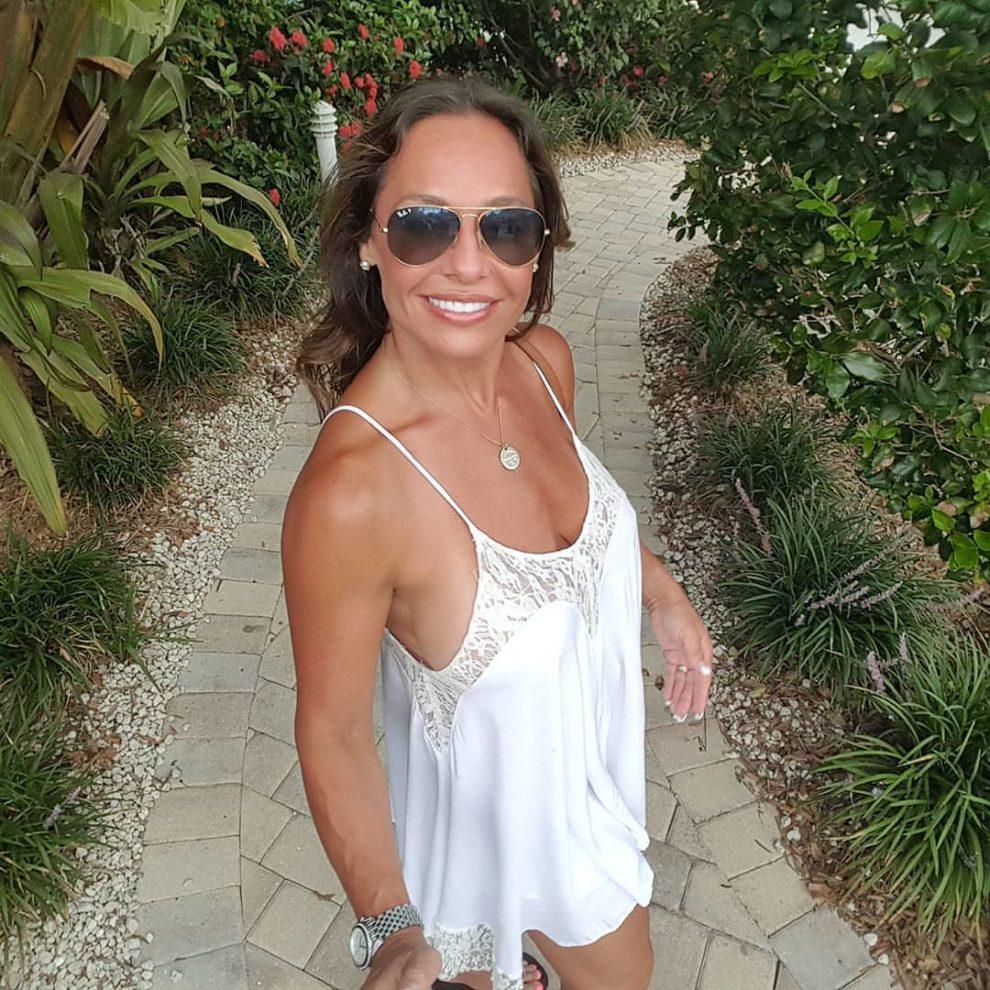 Heather H. No Bra