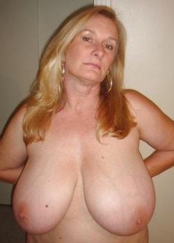 Heavy tits...