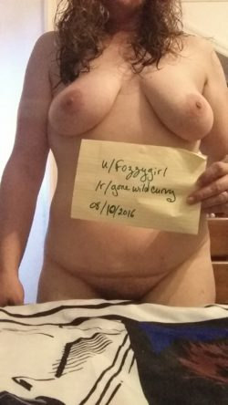 Here for your approval and [verification]...