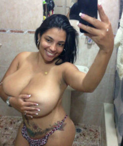 Homemade brazilian girl
