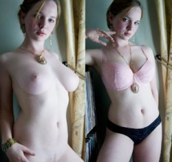 Hot pale girls naked