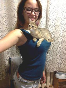 I wanna be that cat