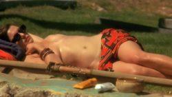 Rachel Weisz & Liv Tyler topless in Stealing Beauty (MIC)