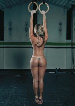 Just a gymnast