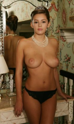 Keeley Hazell is perfection
