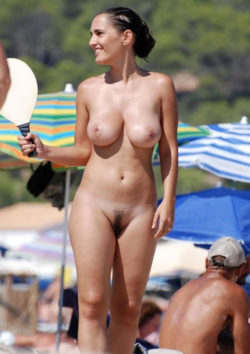 Landing strip beach
