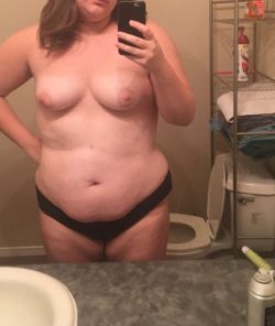 My curvy girlfriend