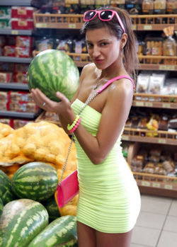 Nice watermelon