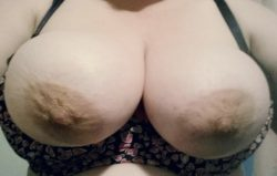 One of my favorite pics of my boobs. Thank you for the welcome here. :)