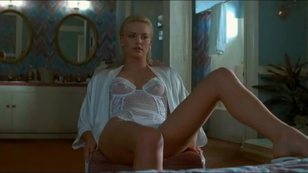 "Charlize Theron in ""2 Days in the Valley"" [1996]"