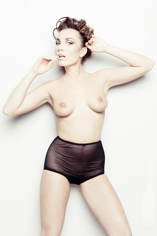Russian Model Nadya Popova