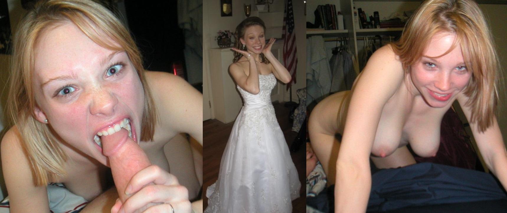 Amateur selfie cum on clothes