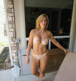 Sexy housewife