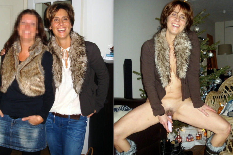 She Likes Fur Collars