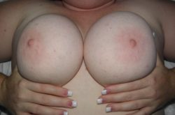 Someone told my wife it's Titty Tuesday. What do you guys think?