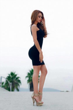 This is basically cheating but...Yanet Garcia