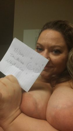 Verification! :) I'm real
