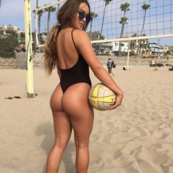 Volleyball № 2 (from /r/JustFitnessGirls)