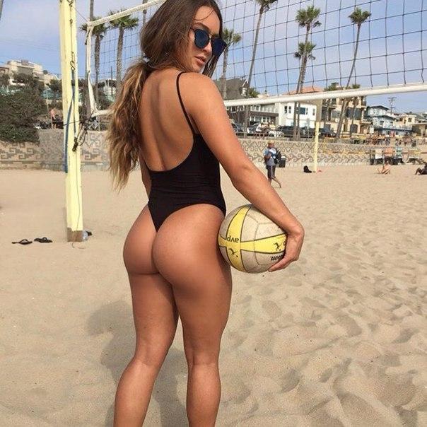 Volleyball № 2 (from /r/JustFitnessGirls)