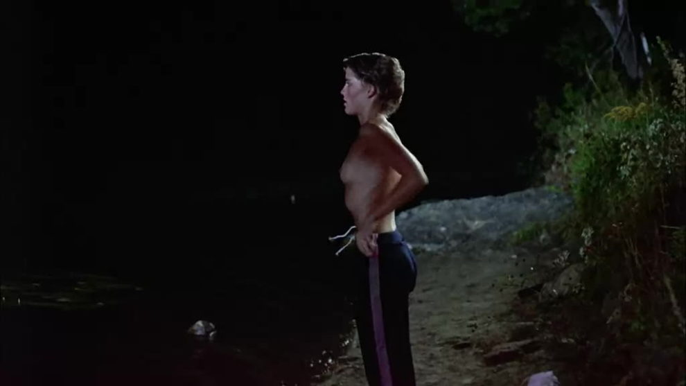 Kirsten Baker's character development and nice backstory in Friday the 13th: Part 2 (1981)
