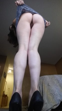 (f) How's the view from down there? ;)