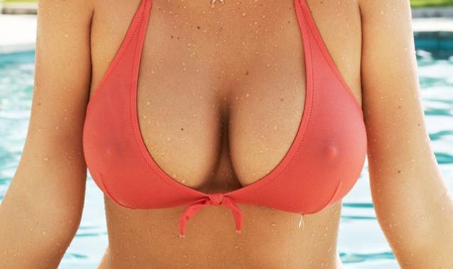 girl chest